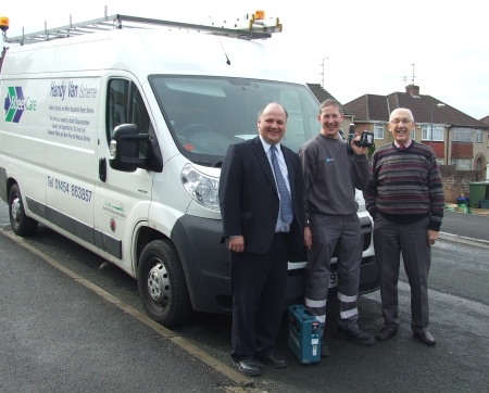 South Gloucestershire Council's Handy Van
