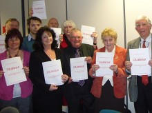 South Gloucestershire Labour 2011 manifesto launch