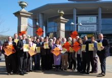 Launch of the South Gloucestershire Liberal Democrats' 2011 Manifesto