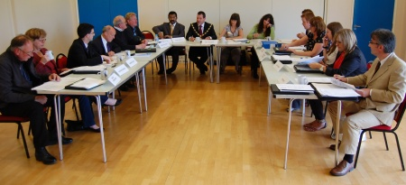 Annual General Meeting of Bradley Stoke Town Council
