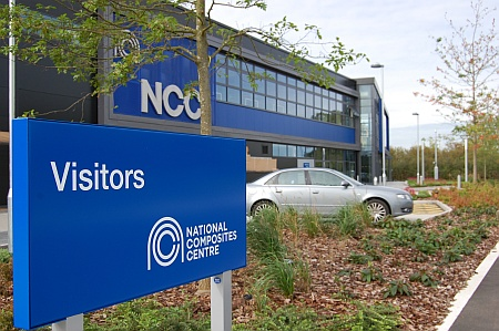 The National Composites Centre, Bristol