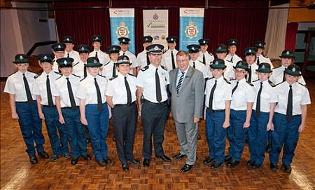 South Gloucestershire Police Cadets