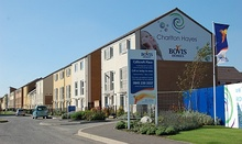 Bovis Homes development at Callicroft Place, Charlton Hayes, Patchway, Bristol.
