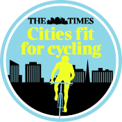 The Times' Cities Fit For Cycling campaign.