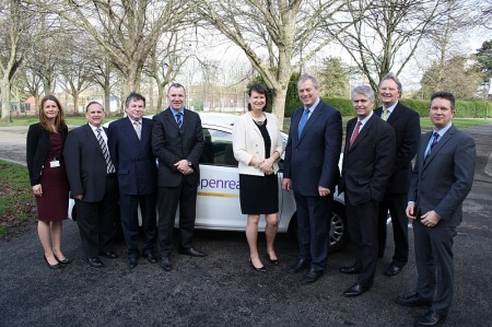 Councils sign broadband deal with BT.