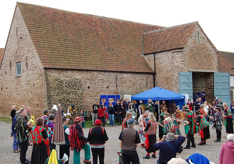 Winterbourne Medieval Barn.
